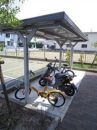 大阪府堺市美原区多治井の賃貸マンションの外観