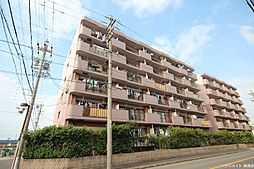 愛知県名古屋市港区高木町3の賃貸マンションの外観