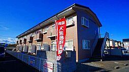 埼玉県鴻巣市新宿2丁目の賃貸アパートの外観