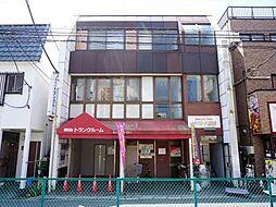 カサフローラ勝田台[2階]の外観