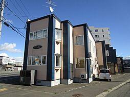 [タウンハウス] 北海道札幌市北区篠路七条6丁目 の賃貸【北海道 / 札幌市北区】の外観