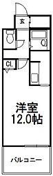 北海道札幌市中央区南六条東3丁目の賃貸マンションの間取り