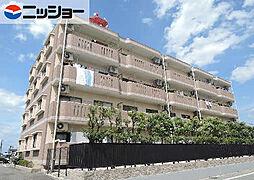 日栄マンションII[1階]の外観