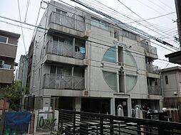 兵庫県尼崎市南塚口町3の賃貸マンションの外観