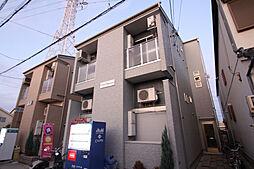愛知県名古屋市守山区西島町の賃貸アパートの外観