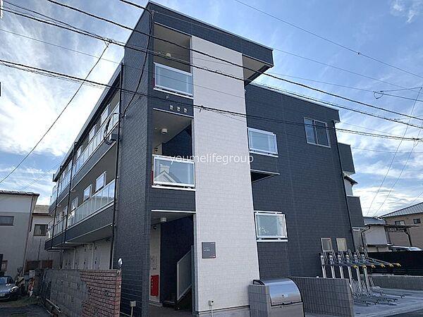リブリ・平塚代官町[3階]の外観