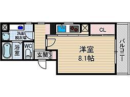 G1-Z3[2階]の間取り