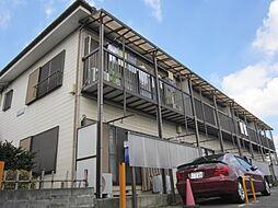 東京都府中市西府町5丁目の賃貸アパートの外観