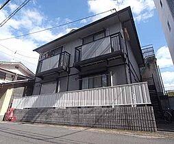 京都府京都市中京区壬生森町の賃貸アパートの外観