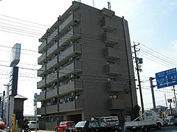 愛知県尾張旭市井田町3丁目の賃貸マンションの外観