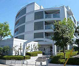 京都府長岡京市花山3丁目の賃貸マンションの外観