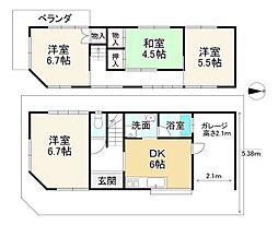 龍谷大前深草駅 2,480万円