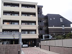 東京都府中市八幡町3丁目の賃貸マンションの外観