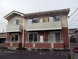 サンセールユー[1階]の外観