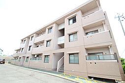 愛知県名古屋市緑区万場山2丁目の賃貸マンションの外観