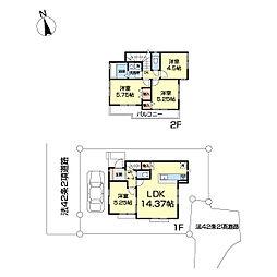 市川駅 3,790万円