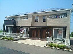 香川県坂出市西庄町の賃貸アパートの外観