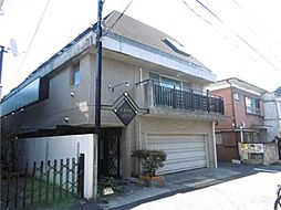 東京都品川区大井3丁目の賃貸マンションの外観