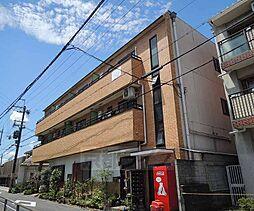 京都府京都市南区東九条南烏丸町の賃貸マンションの外観