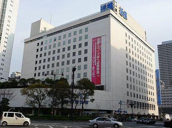 近鉄上本町駅 ...