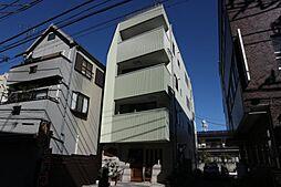 ハミテージ庵[3階]の外観