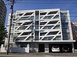 北海道札幌市中央区宮の森二条6の賃貸マンションの外観