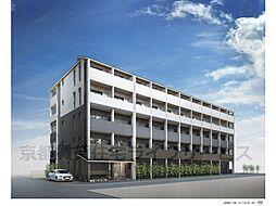 ベラジオ京都西院ウエストシティ105[1階]の外観