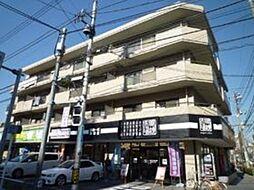 ドミール田中[2階]の外観