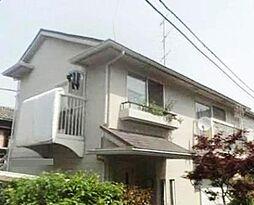 東京都豊島区駒込7の賃貸アパートの外観