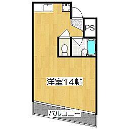KAWARAMACHI PLACE[9階]の間取り