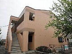 ヴィラNAKAGAWA[1階]の外観
