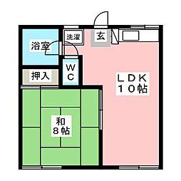 京王八王子駅 4.9万円