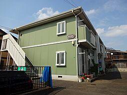 グリーンハイツC棟[2階]の外観