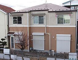 神奈川県横浜市港北区篠原東2丁目の賃貸アパートの外観