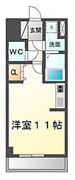 グランシャリオ B棟[1階]の間取り