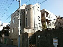 WELL FLATⅡ[3階]の外観