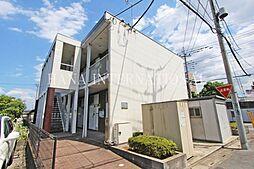 埼玉県川口市北原台3丁目の賃貸アパートの外観