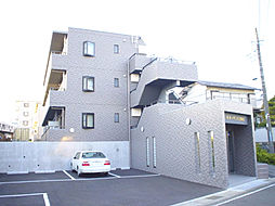神奈川県伊勢原市伊勢原3丁目の賃貸マンションの外観