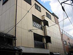 大阪府東大阪市吉田1丁目の賃貸マンションの外観