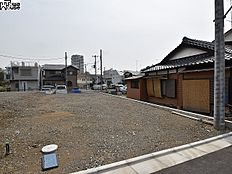 1号地付近 現地写真 国分寺市西恋ヶ窪1丁目