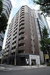 レジディア江戸堀[4階]の外観