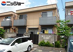 [タウンハウス] 愛知県名古屋市西区五才美町 の賃貸【/】の外観