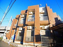 コンパートメントハウス柏I[1階]の外観