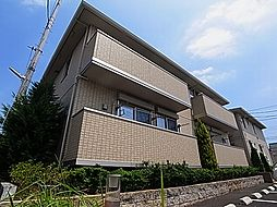 千葉県流山市三輪野山5丁目の賃貸アパートの外観