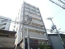 グランド上町[8階]の外観