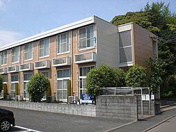 埼玉県さいたま市緑区道祖土4丁目の賃貸アパートの外観