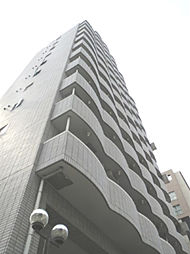ホープシティ天神橋[13階]の外観