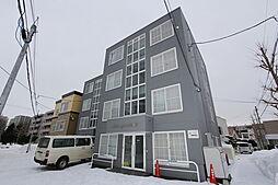 Hibarigaoka B ひばりが丘B[1階]の外観
