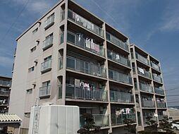 第二本町ハイツ[5階]の外観