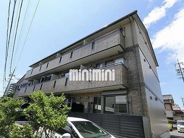 エンペラ柏井 3階の賃貸【愛知県 / 春日井市】